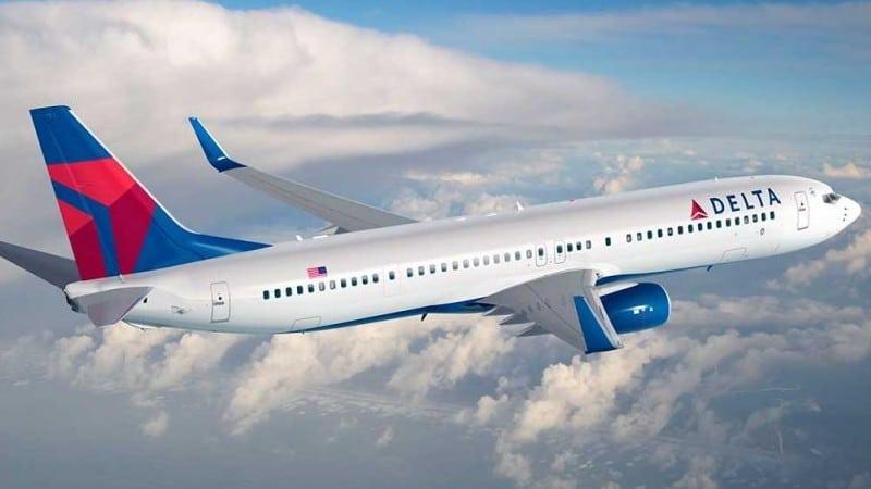 Американская авиакомпания Delta Air Lines (Дельта Эйрлайнс)