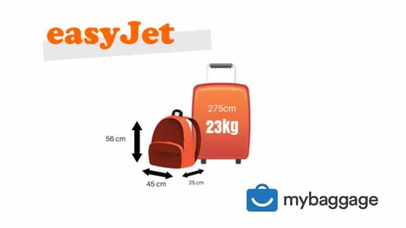 """Британская авиакомпания """"EasyJet"""": багаж и ручная кладь, правила перевозки вещей"""