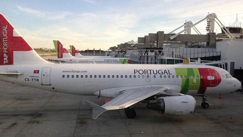 """Национальный авиаперевозчик Португалии и её крупнейшая авиакомпания """"Tap Portugal"""""""