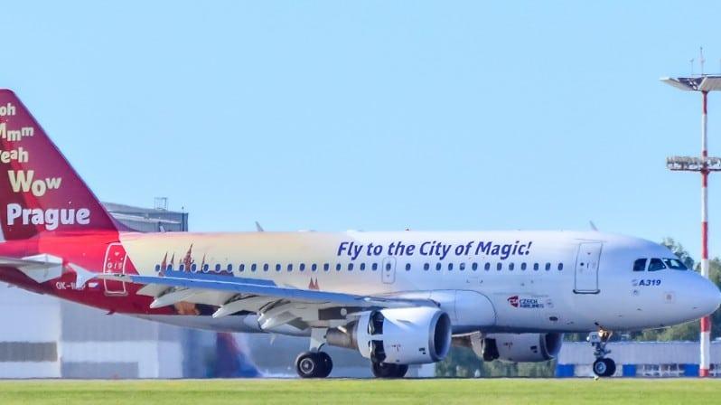 Национальная авиакомпания Чешской республики CSA Czech Airlines (Чешские Авиалинии)
