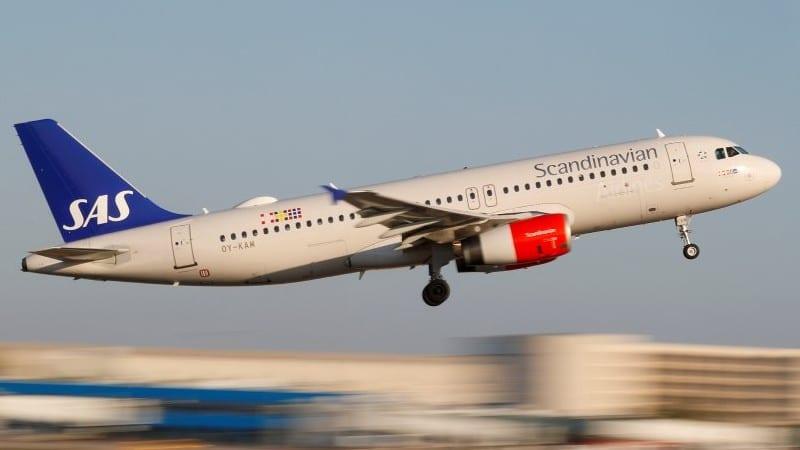 Мультинациональная авиакомпания SAS (Scandinavian Airlines System)