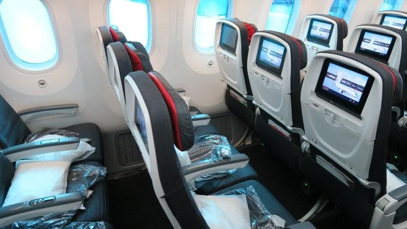 "Крупнейшая канадская авиакомпания ""Air Canada"""