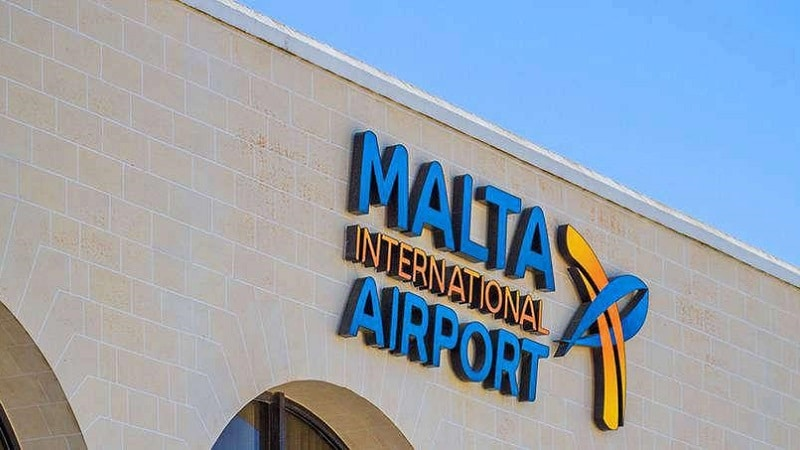 Международный аэропорт Мальты (Лука)