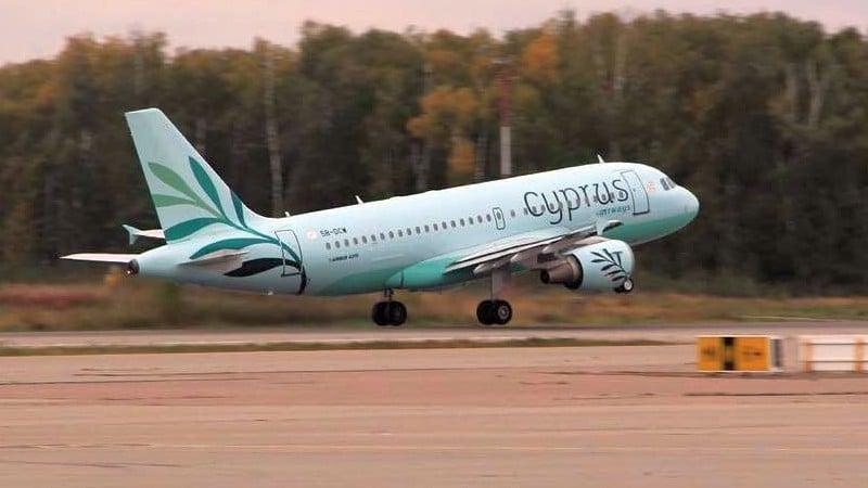 Национальная авиакомпания Республики Кипр Cyprus Airways