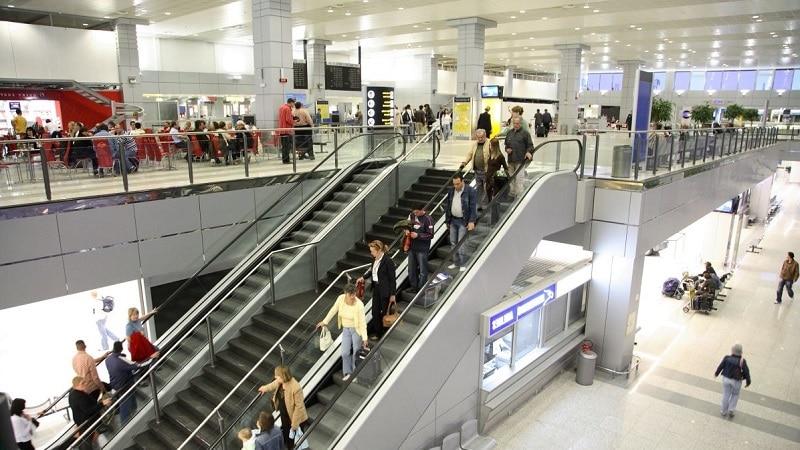 Международный аэропорт Белград имени Николы Теслы