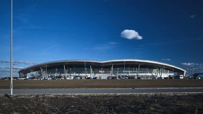 Международный аэропорт Самара (Курумоч)