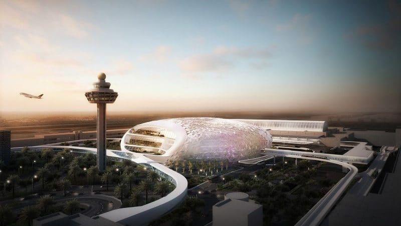 Международный аэропорт Сингапура Чанги