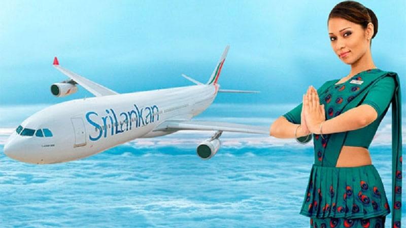 Национальная авиакомпания Шри-Ланки SriLankan Airlines (Шриланкийские Авиалинии)
