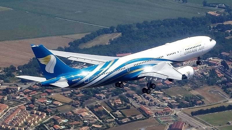 """Обзор авиакомпании """"Oman air"""" - флагманского перевозчика одноименного Султаната"""