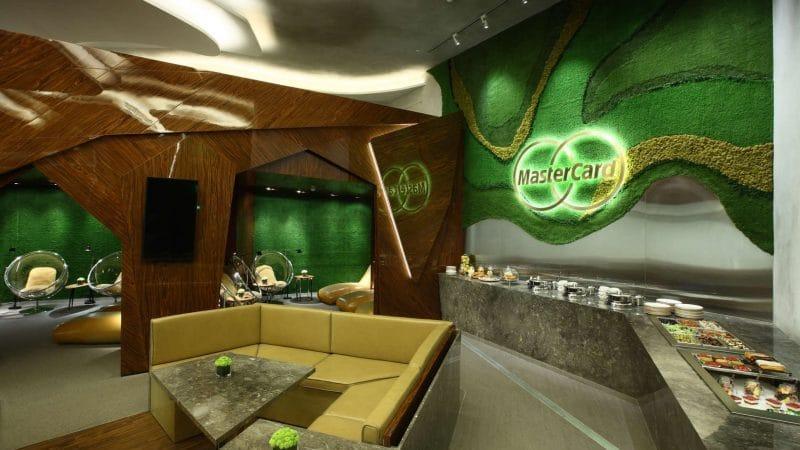 Обзор бизнес зала Мастеркард в Шереметьево (MasterCard Business Lounge)