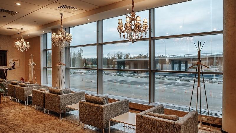 Обзор бизнес зала Приорити Пасс аэропорта Сочи