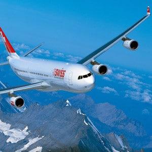 """Крупнейшая авиакомпания Швейцарии """"Swiss International AirLines"""""""