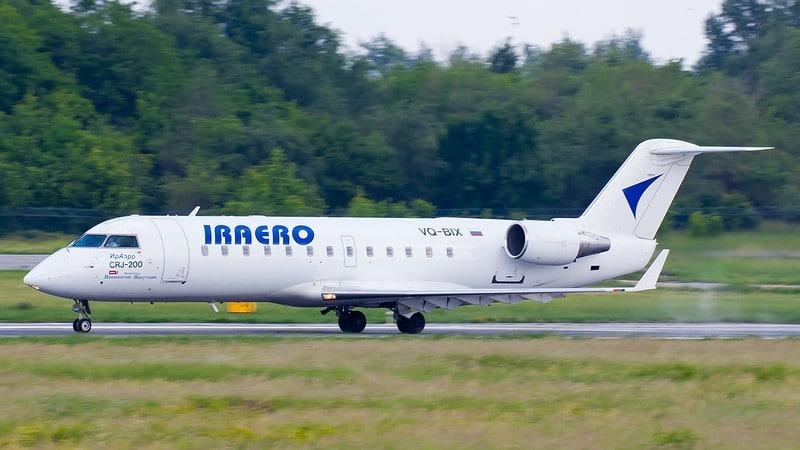 Иркутская авиакомпания ИрАэро - обзор и нюансы регистрации на рейс