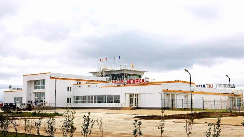 Обзор аэропорта Игарка: расположение, как добраться и какие услуги можно получить