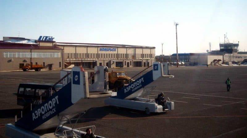 Обзор аэропорта Ноябрьск в одноименном городе