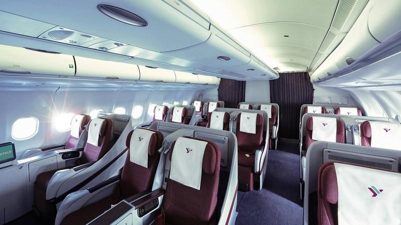 """Итальянская авиакомпания """"Air Italy"""""""