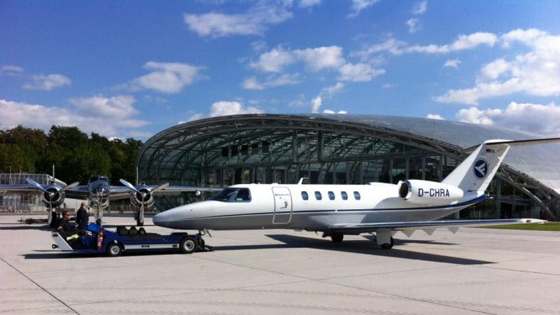 "Немецкая авиакомпания ""Hahn Air"""