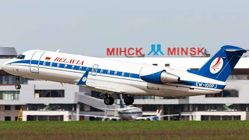Авиакомпания Белавиа: онлайн регистрация на рейс пошагово
