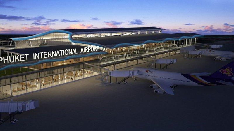 Международные аэропорты Таиланда