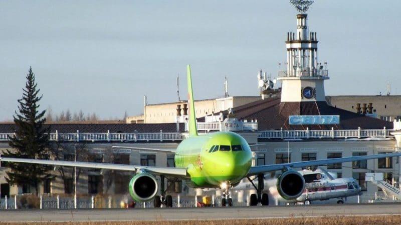Международный аэропорт Чита (Кадала)