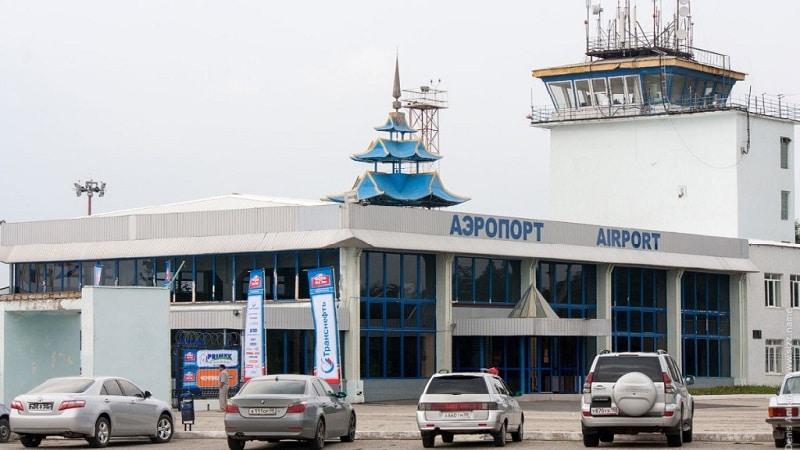 Международный аэропорт Элиста федерального значения