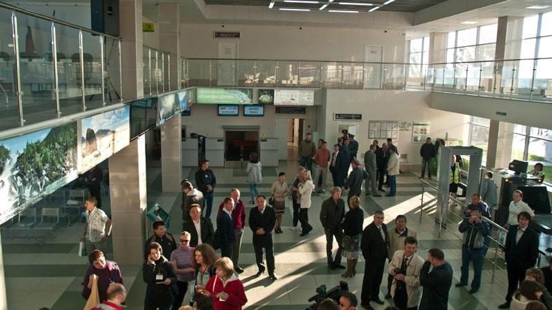 Международный аэропорт Горно-Алтайск федерального значения