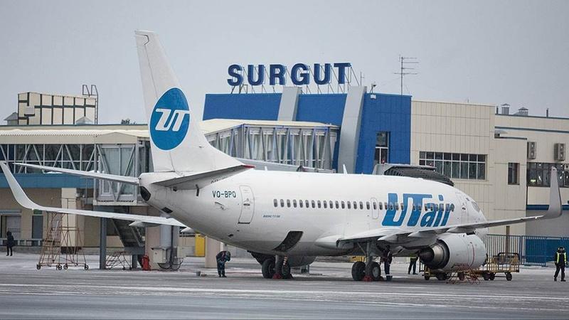 Международный аэропорт Сургут, который будет назван именем имени Фармана Салманова