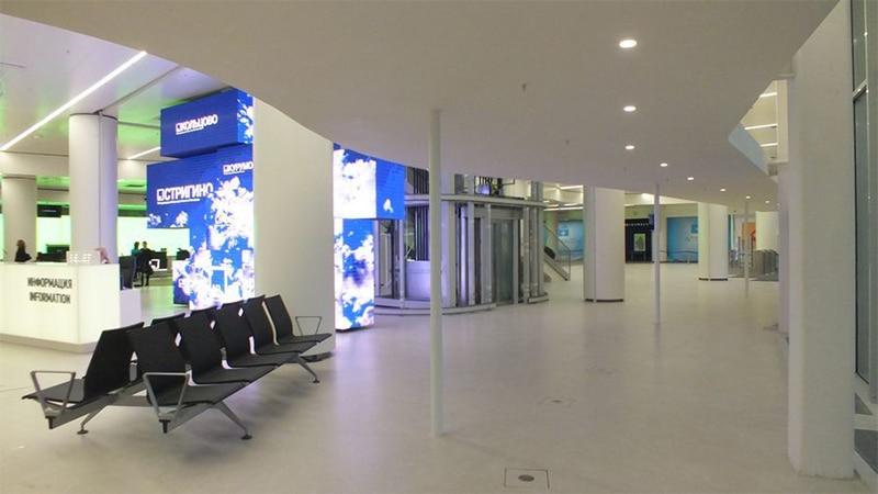 Международный нижегородский аэропорт в Стригино