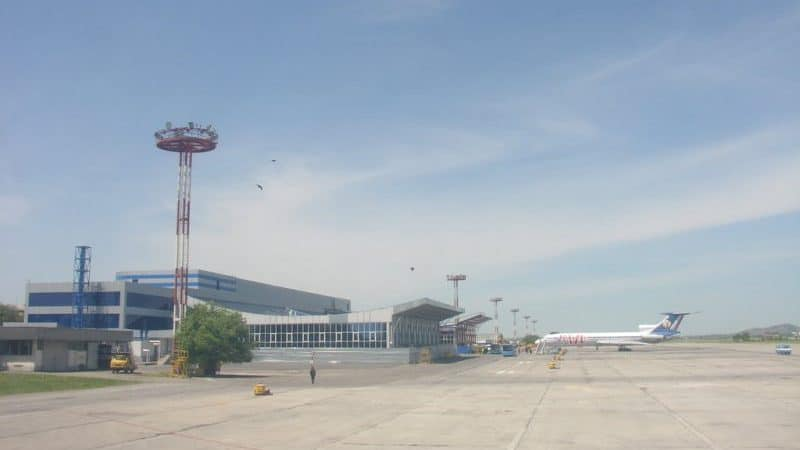 Ближайший аэропорт к Кисловодску - Минеральные Воды им. М.Ю Лермонтова