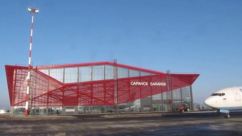 Мордовский международный аэропорт Саранск федерального назначения