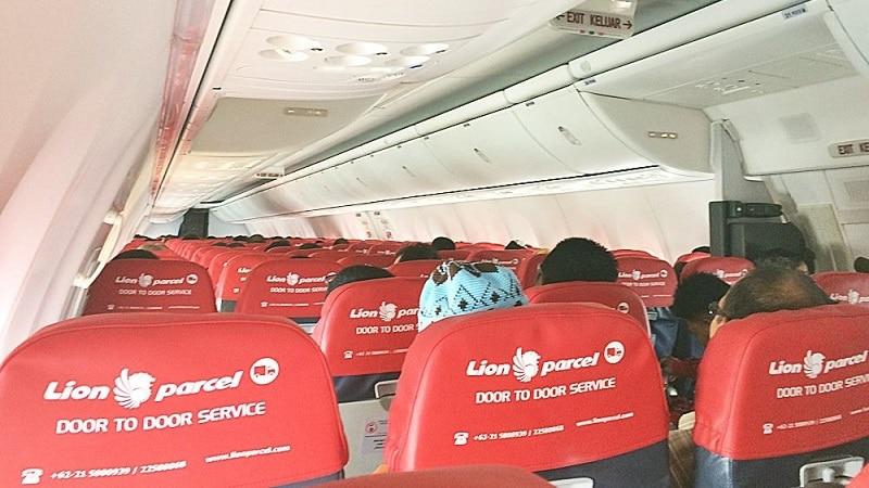 """Обзор крупнейшей частной авиакомпании Индонезии """"Lion Air"""""""