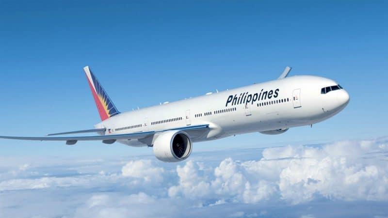 Национальная авиакомпания Филиппин Philippine Airlines