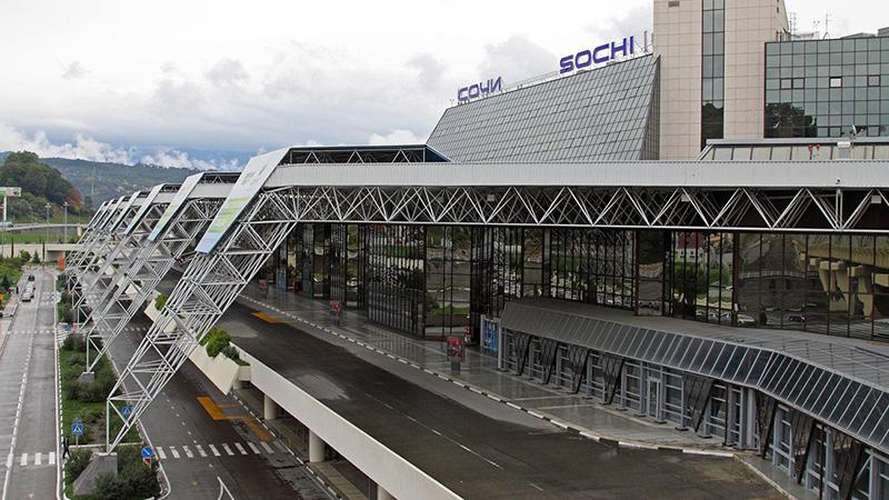 Международный аэропорт Сочи (Адлер)