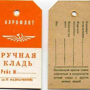 Как осуществляется розыск багажа (Аэрофлот, Шереметьево) и как отслеживать процесс