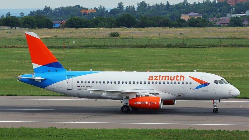 Как пройти регистрацию на рейс Азимут онлайн