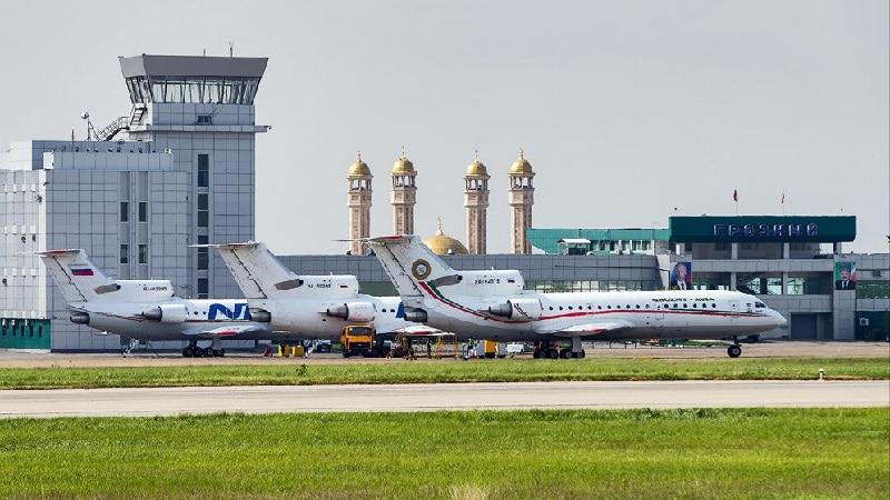Международный аэропорт Грозный федерального значения