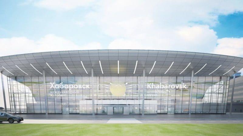 Международный аэропорт Хабаровска (Новый)