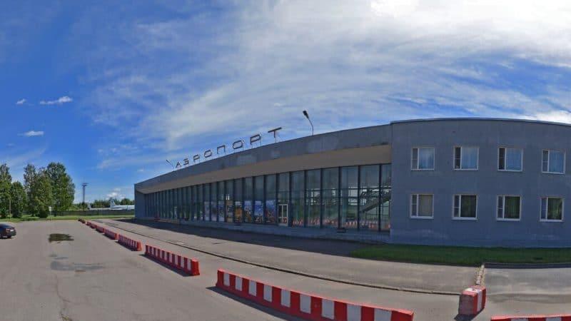 """Международный аэропорт Пскова """"Кресты"""""""