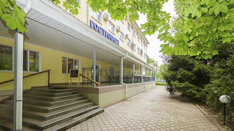 """Отели и гостиницы аэропорта """"Краснодар"""""""