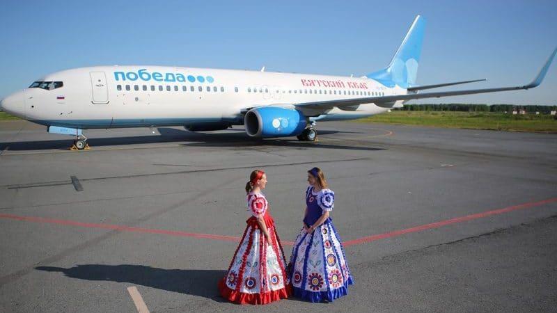 """Преимущества и недостатки российского лоукостера – авиакомпании """"Победа"""""""