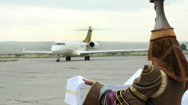 Региональный аэропорт Кызыл федерального значения