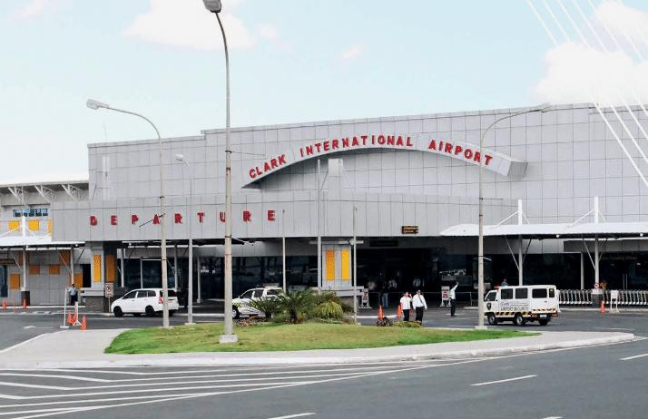 Международные аэропорты Филиппин