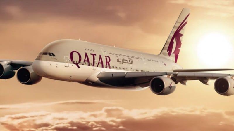 """Национальная авиакомпания Катара """"Qatar Airways"""""""