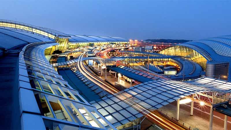 Международный аэропорт Инчхон (Республика Корея, Сеул)
