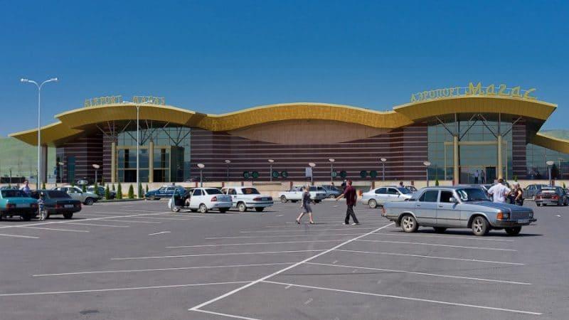"""Гражданский аэропорт """"Магас"""" в Республике Ингушетия"""