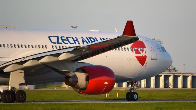 """Авиакомпания """"Czech airlines"""" (Чешские авиалинии): ручная кладь и правила провоза багажа"""