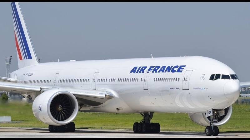 """Допустимый багаж и ручная кладь в """"Эйр Франс"""" (Air France)"""