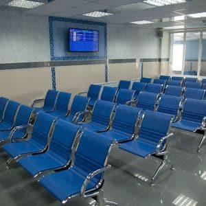 Кировский аэропорт Победилово федерального назначения
