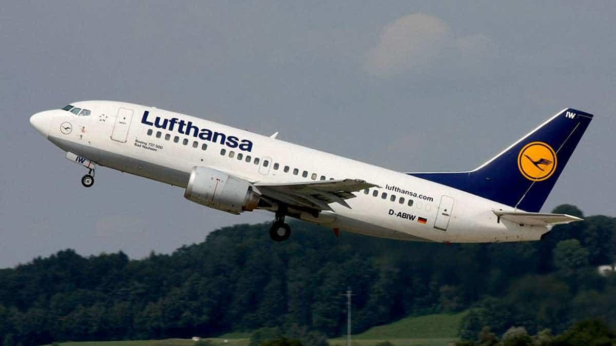 """""""Lufthansa"""" (Люфтганза): регистрация на рейс онлайн, пошаговая инструкция"""