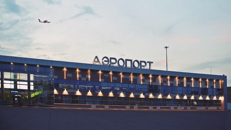 """Международный аэропорт """"Бегишево"""" федерального назначения"""